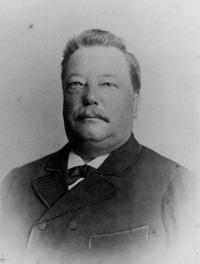 shorns erster Bürgermeister «regierte» von 1870 bis 1888: Johannes Bornhöft.