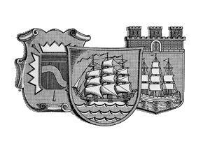 Die Drei Wappen von Elmshorn