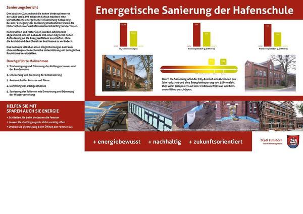 Sanierung Hafenschule
