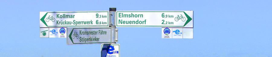 Radwanderwege