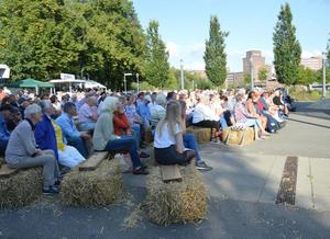 Festival op Platt: Elmshorn als Mittelpunkt der plattdüütschen Welt - Open Air
