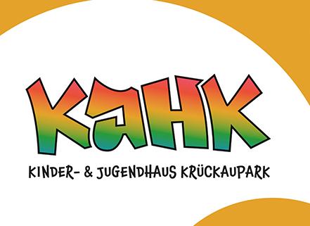 Kinder- und Jugendhaus Krückaupark Logo bunt (KJHK)