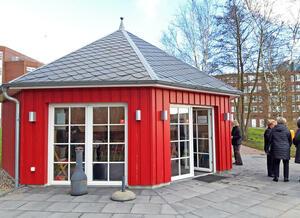 Gitarren-Fantasien im Roten Pavillon