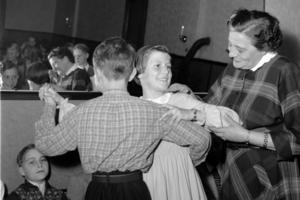 Fotoausstellung »Tanzschule Paulsen in den 50er Jahren«
