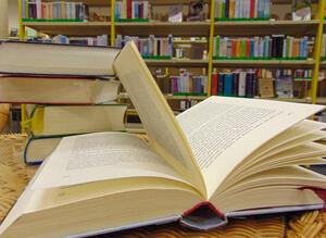 Tag der Bibliotheken - Blind Krimi Date