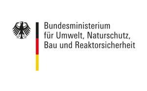 BMU Logo - Bundesministerium für Umwelt, Naturschutz, Bau und Reaktorsicherheit