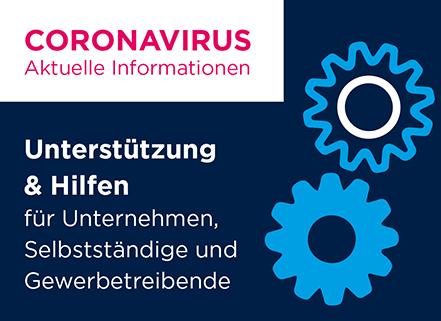 Unterstützung und Hilfen (Coronavirus)