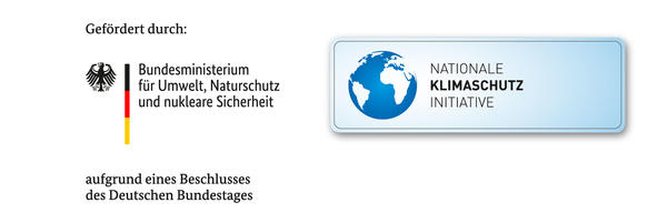 Klimaschutz Logo BMU