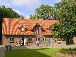 Das Elbmarschenhaus in Haseldorf.