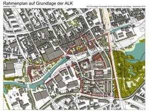 Planungsgrundlage Rahmenplan Krückau-Vormstegen