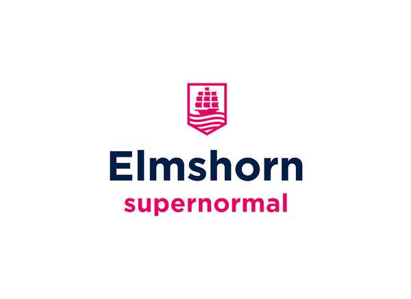 Platzhalter Marke Elmshorn - Logo Stadtmarke
