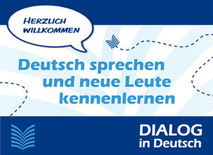 Logo Dialog in Deutsch