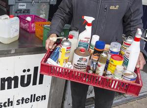 Das Schadstoffmobil kommt nach Elmshorn - Sonderabfälle und E-Schrott in Elmshorn entsorgen
