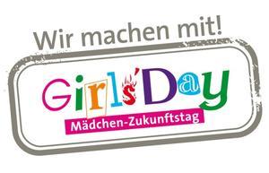 Girls' Day - Wir machen mit!