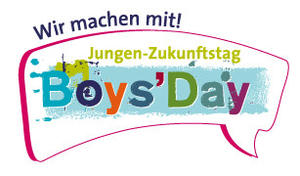 Boys' Day - Wir machen mit!