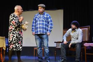»Ein total verrückter Plan«: Mit diesem Theaterstück begeisterte die dänische Theatergruppe Jündewatt ihr Publikum an der Dittchenbühne.